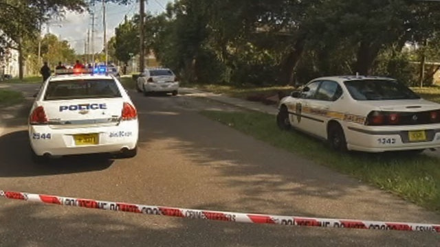 Tallyrand drive by homicide callout