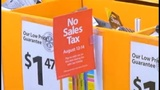 Florida back-to-school tax holiday lasts 3 days