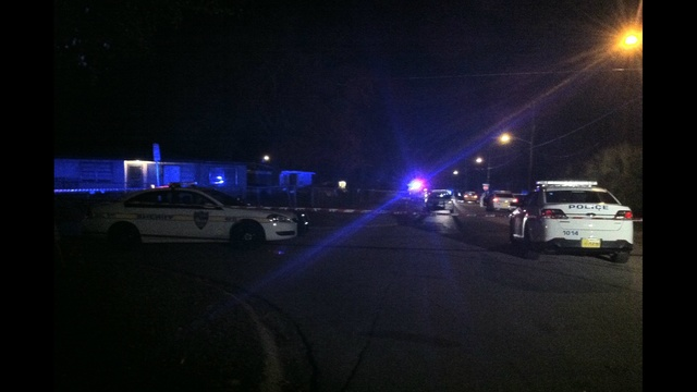 4-year-old shot in head