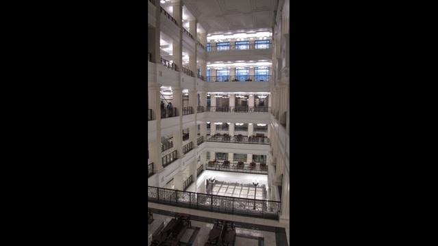 Courthouse atrium (tall-small)