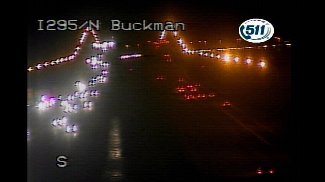Buckman Bridge crash pic