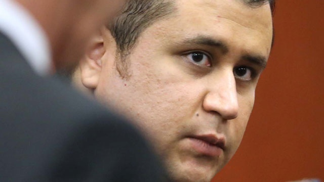 George Zimmerman, 6-24-13 2