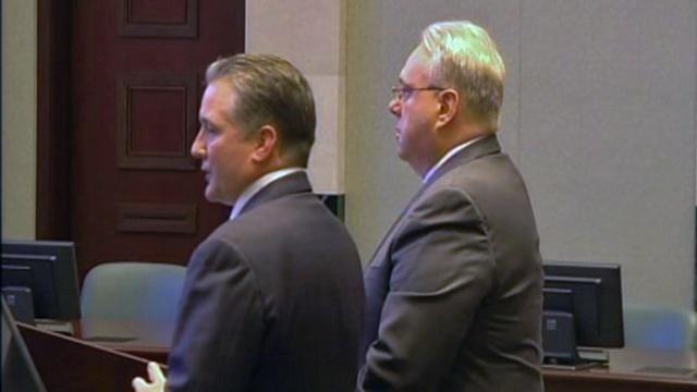 Jim Greer pleads guilty