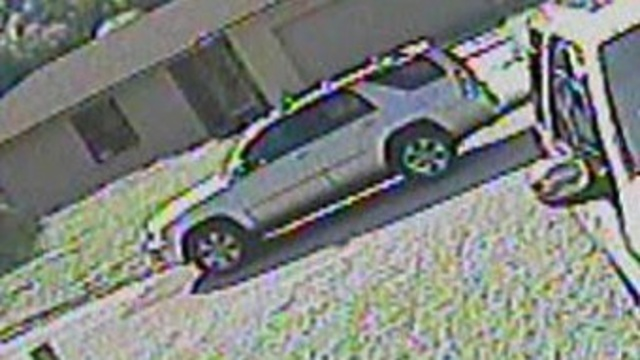 Toyota 4Runner sought in robbery