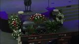 Funeral for Jerry Brown