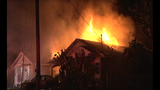 Family displaced after fire destroys St. Augustine home