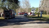 Two escape house fire in Green Cove Springs