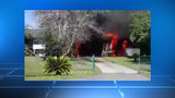 Couple escapes Green Cove Springs fire