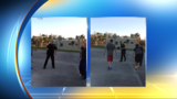 St. Johns County deputy plays ball with teens