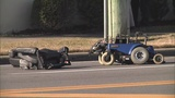 Person in wheelchair killed crossing Beach Boulevard