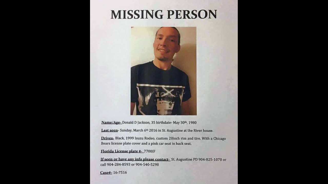 Police: Man reported missing after wedding