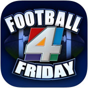 Football Friday on 4 app
