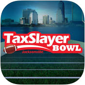TaxSlayer Bowl app