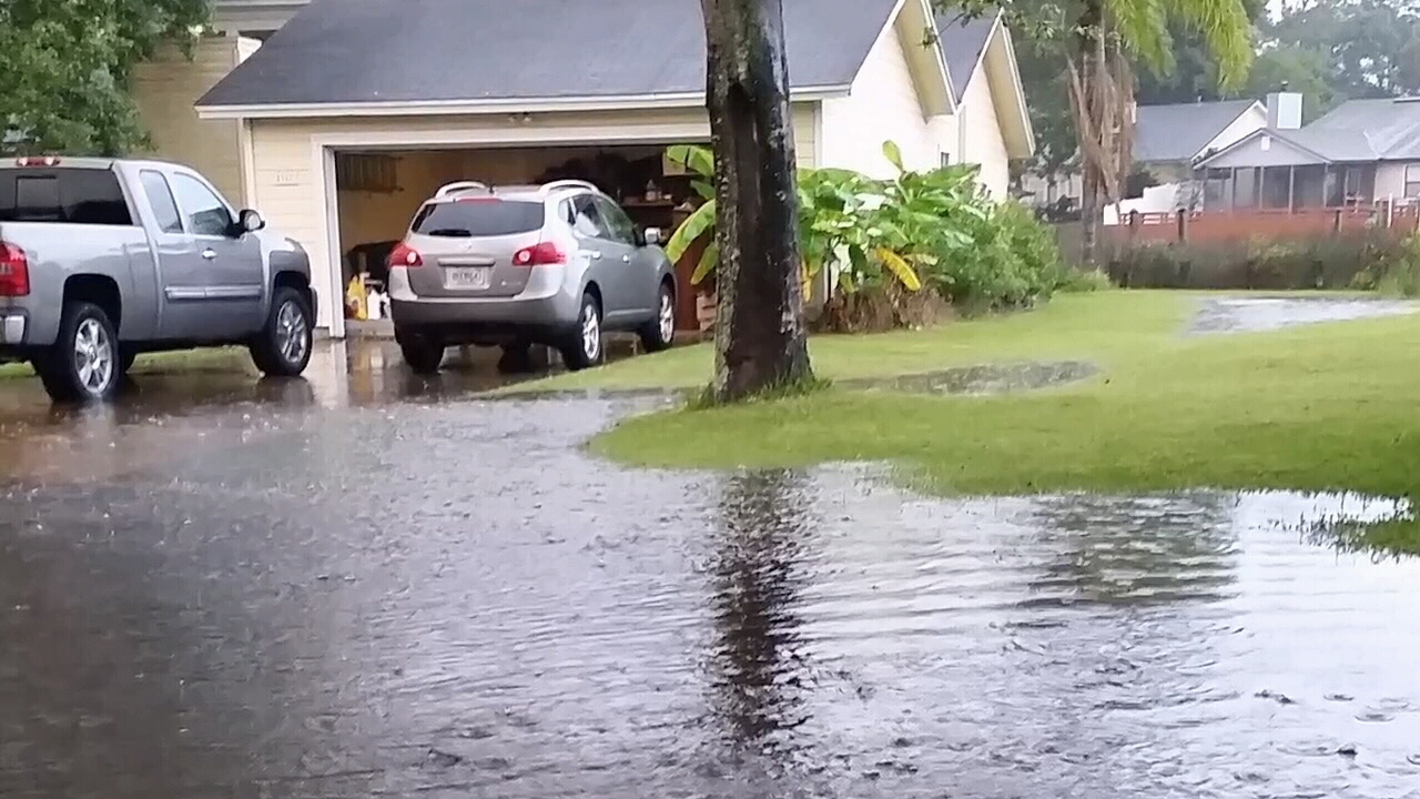 Study predicts rise in sea level impacting Jacksonville