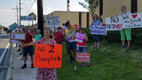 Proposed phosphate mine protested in Bradford County