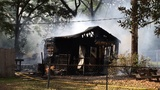 Concession stand fire being investigated