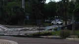 JEA cleaning up after SUV hit fire hydrant