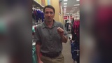 VIDEO: Florida woman chases alleged video voyeur at Target