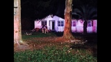Crews battle house fire in Northwest Jacksonville