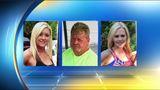 Grief counselors return after triple murder