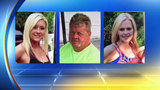 Grief counselors return after triple murder