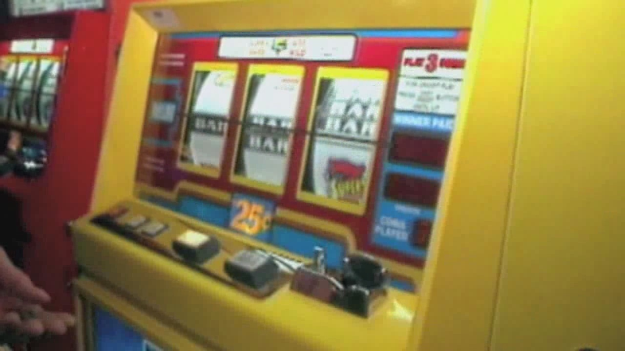 Legal slot machines in florida