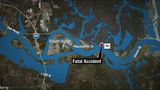 Deadly crash closes Heckscher Drive