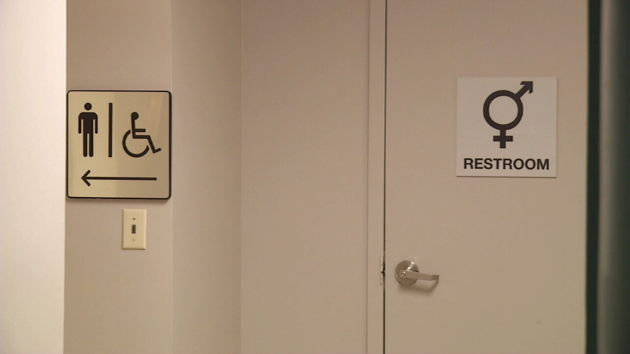 Mosh Offers Gender Neutral Bathroom