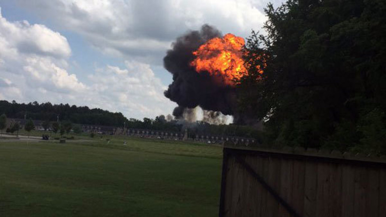 BREAKING | Blue Angel Crashes In TN...Our Hearts Go Out To ...  |Blue Angel Crash Death