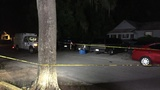 Man killed, baby shot in Gainesville