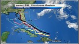 Tropical wave remains credible threat to the United States
