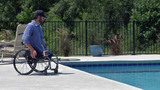 Wounded vet: Embattled contractor took 2 years to finish pool