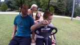 Father with ALS hopes 'Ice Bucket Challenge' continues