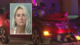 Woman charged with DUI in officer-involved crash