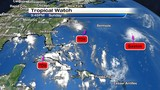 Invest 99L upgraded to Tropical Depression 9