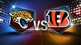 GameDay live: Jaguars host Bengals on national TV
