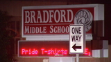 Bradford County closes schools amid threat, search