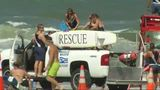 Rip currents, rough surf in forecast