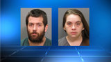 Police: 2 arrested in heroin bust with kids in house