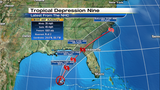 Tropical warnings, hurricane watches spread across north Florida