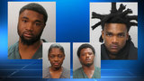 4 arrested in shooting death of UNF employee