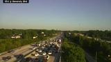 I-95 crash snarls morning commute