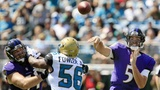 Jaguars blow 4th quarter lead in loss to Ravens