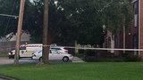 Man shot several times at apartment dies