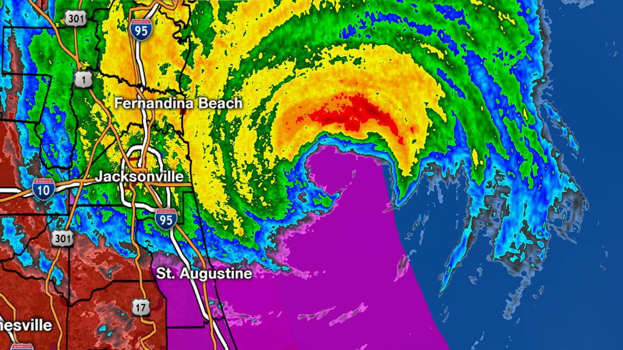 Weather Map Of Florida.Jacksonville Fl Radar Weather Map Cinemas 93