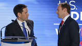 Rubio, Murphy fight about Trump during Florida Senate debate