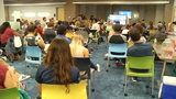 UNF debate watch party encourages participation in political process
