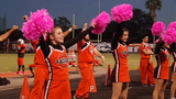 Seniors celebrated at Orange Park High football game