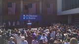 Tim Kaine holds earl voting rally in Gainesville
