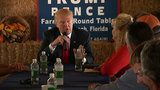 Trump to rally in St. Augustine as Florida early voting begins